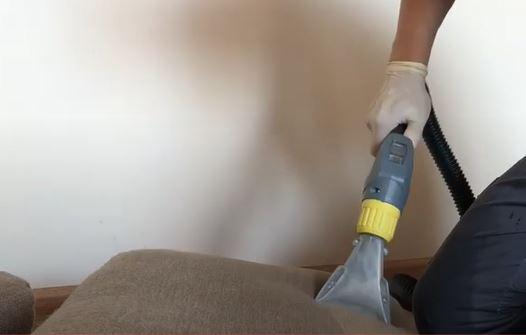Химчистка дивана на дому в Тюмени