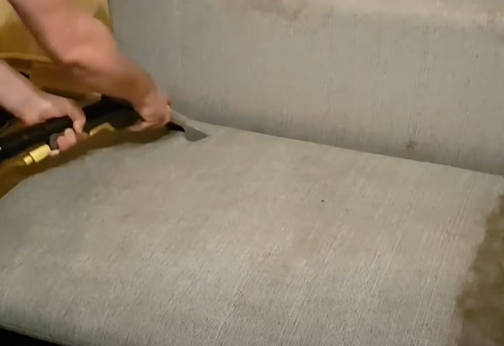 Химчистка дивана на дому Тюмень недорого