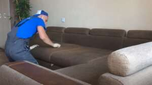 Химчистка дивана на дому Тюмень