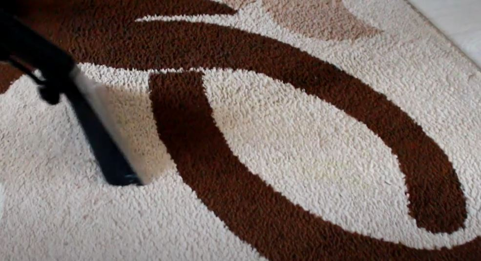 Химчистка ковров на дому Тюмени